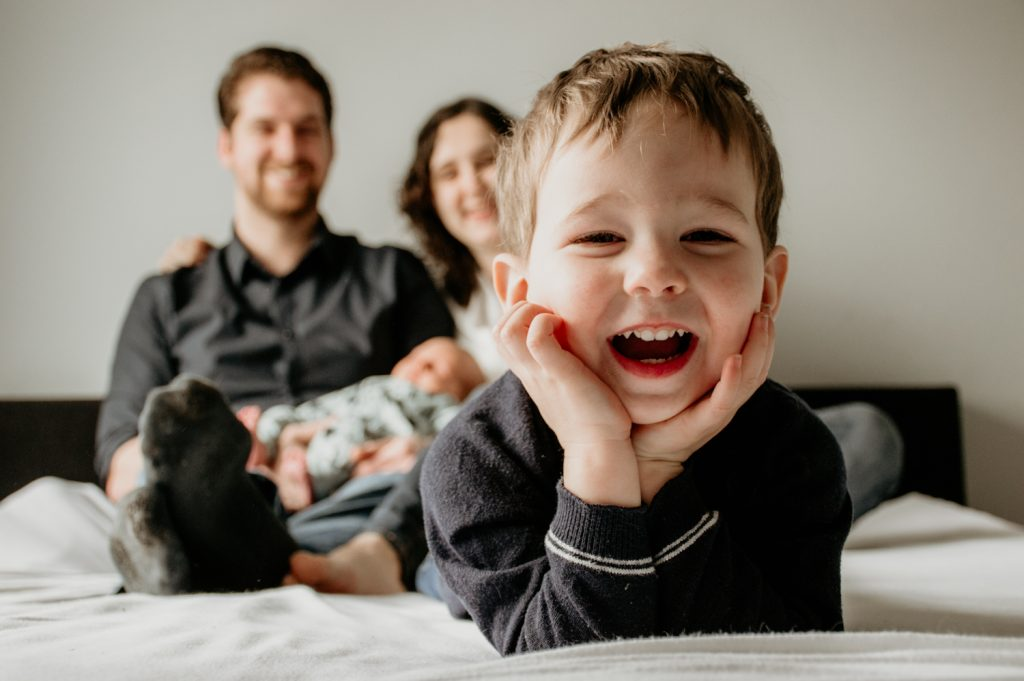Newborn lifestyle fotograaf Terneuzen Zeeland