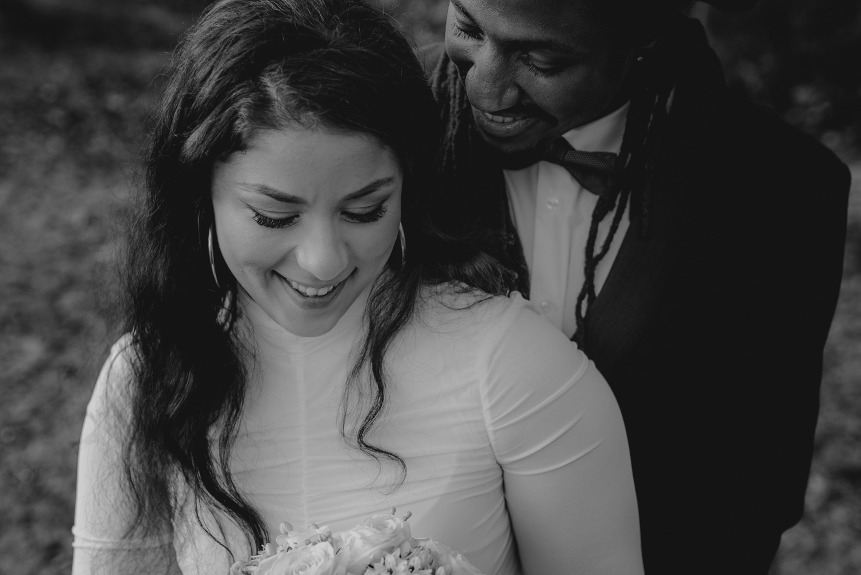 Intieme bruiloft in Hulst